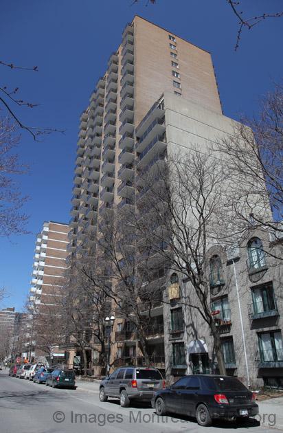Trylon Tower Apartments - Plateau Mont-Royal - Montreal