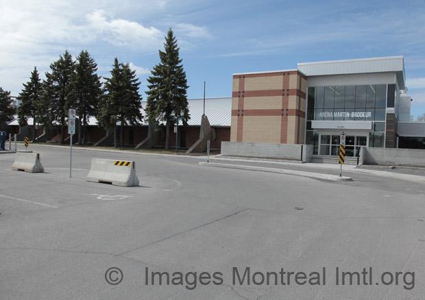 Arena Martin Brodeur Montreal